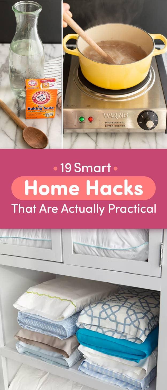 19 Smart Home Hacks That\'ll Make You Say \