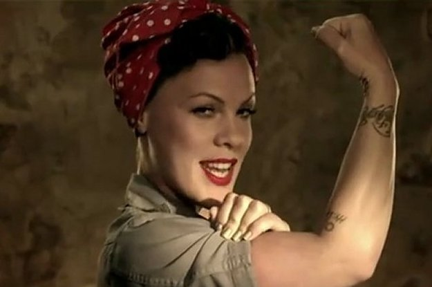 Pink Will Sing The National Anthem During The Super Bowl And I'm Already Feeling Patriotic