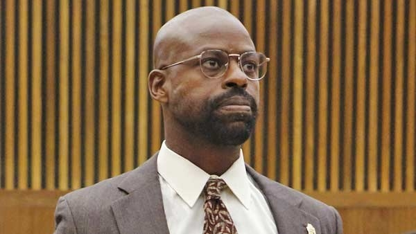 While we're on the subject, Sterling K. Brown as Christopher Darden in the critically acclaimed People v. O. J. Simpson!!!