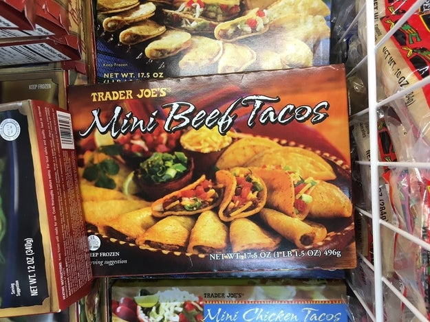 Sing it with me! 🎵 Mini beef tacos 🎵