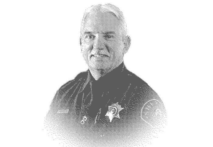 Sheriff Mick Brennan