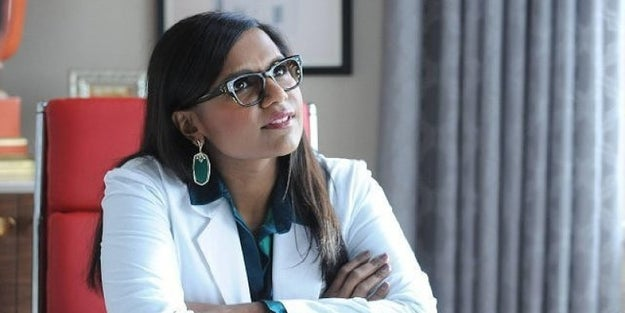 All hail Mindy Kaling, Patron Saint of Lewks.