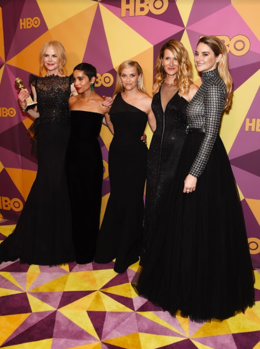 The stars of Big Little Lies completely slayed the afterparty red carpet.