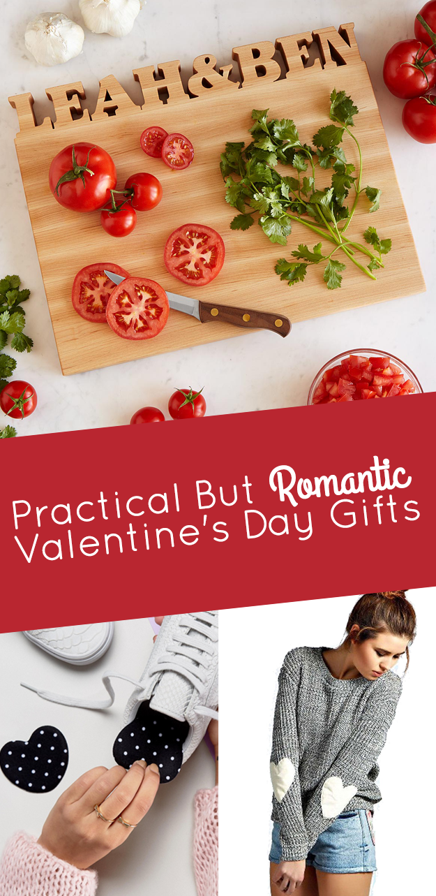 & 31 Practical But Romantic Valentineu0027s Day Gifts