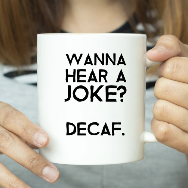 Look, I've heard the arguments against decaf — and some are better than others, IMO.
