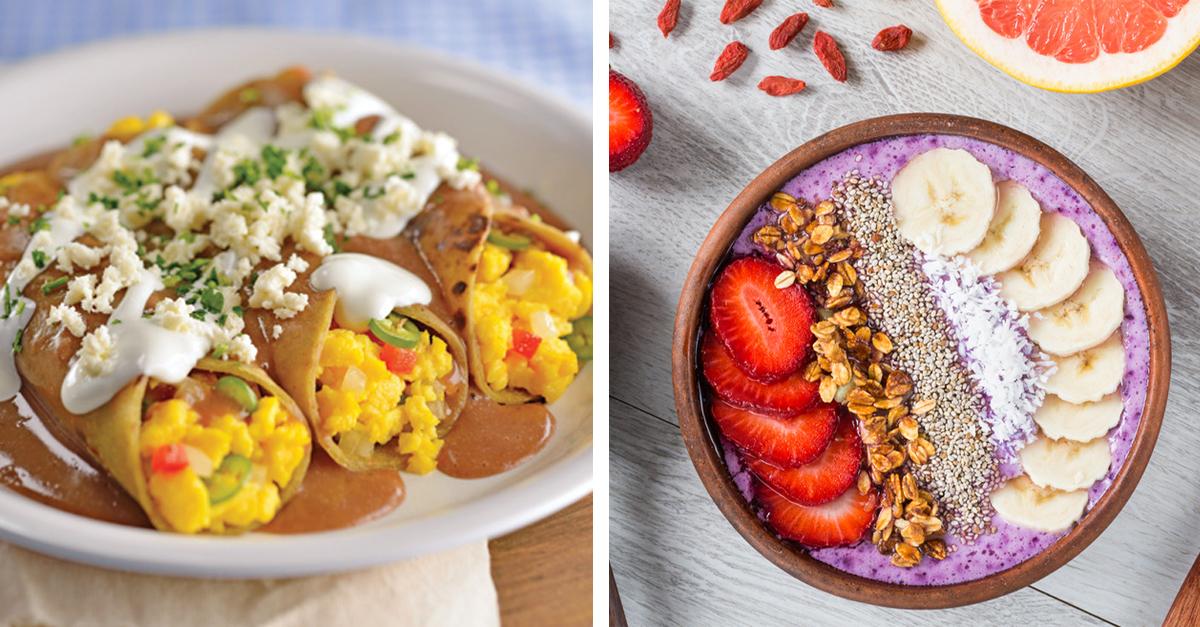 Desayunos faciles y rapidos con huevo