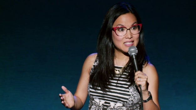 "Ali Wong will make you rue the day your optometrist was like, ""You should get contacts!"" and you were like, ""Okay!"""