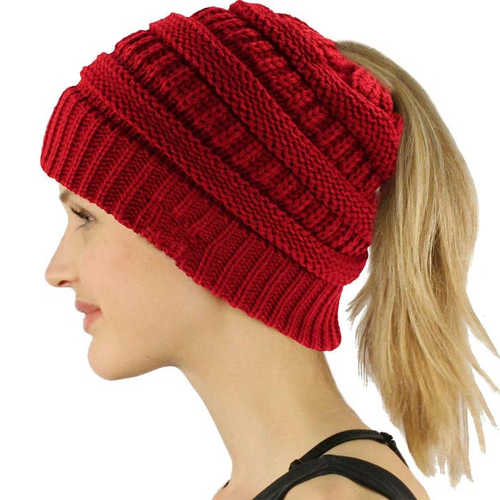 27f7ff45f89 Promising review   quot I have a problem with a lot of knit hats that