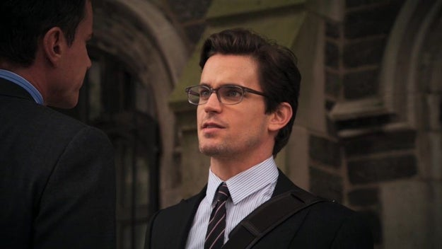Honestly, how dare you, Matt Bomer.