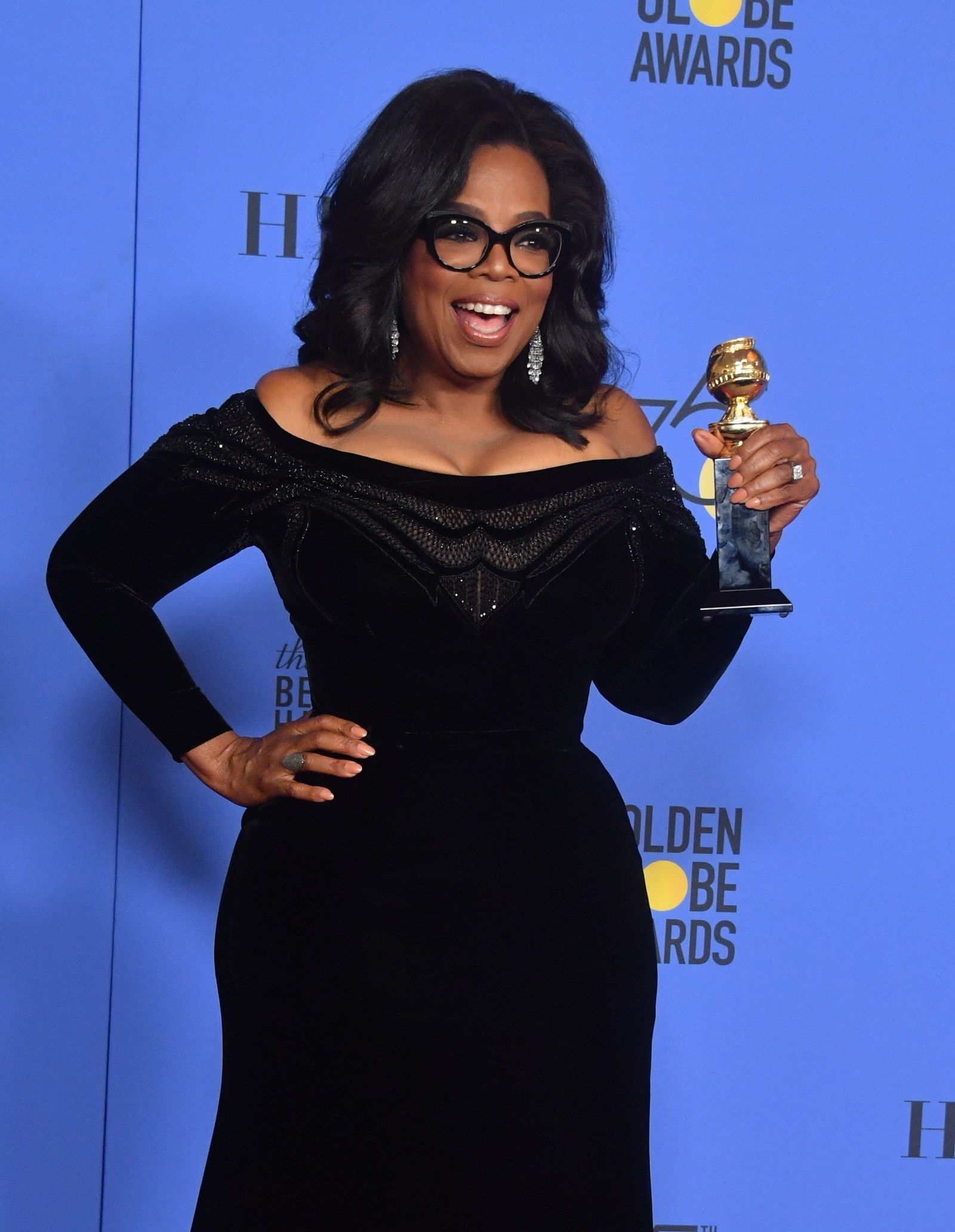 Trump says he would beat Oprah in 2020