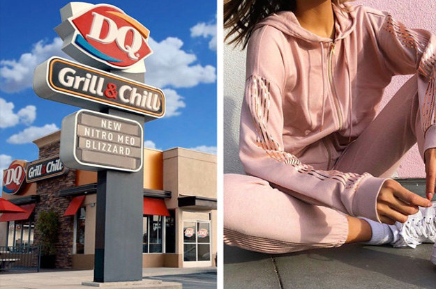 Order From Dairy Queen And We'll Tell You Which Color You Should Wear Tomorrow