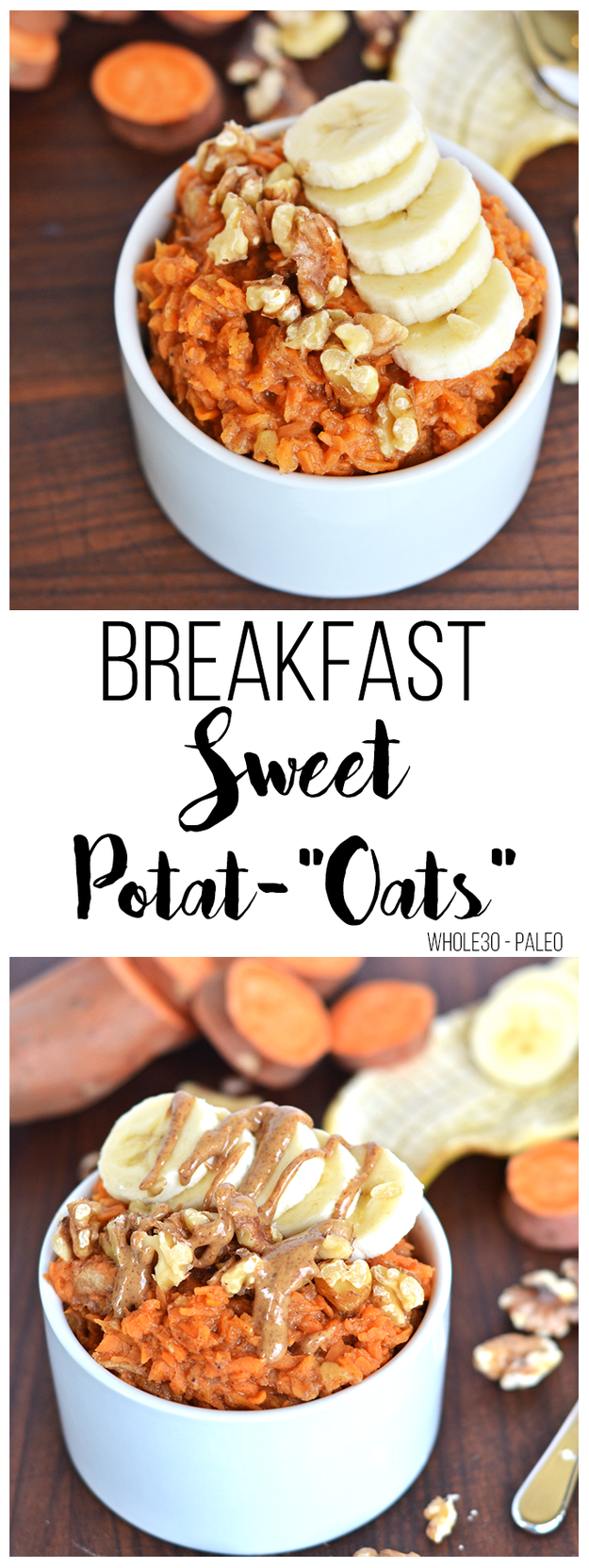 "Breakfast Sweet Potat-""Oats"""