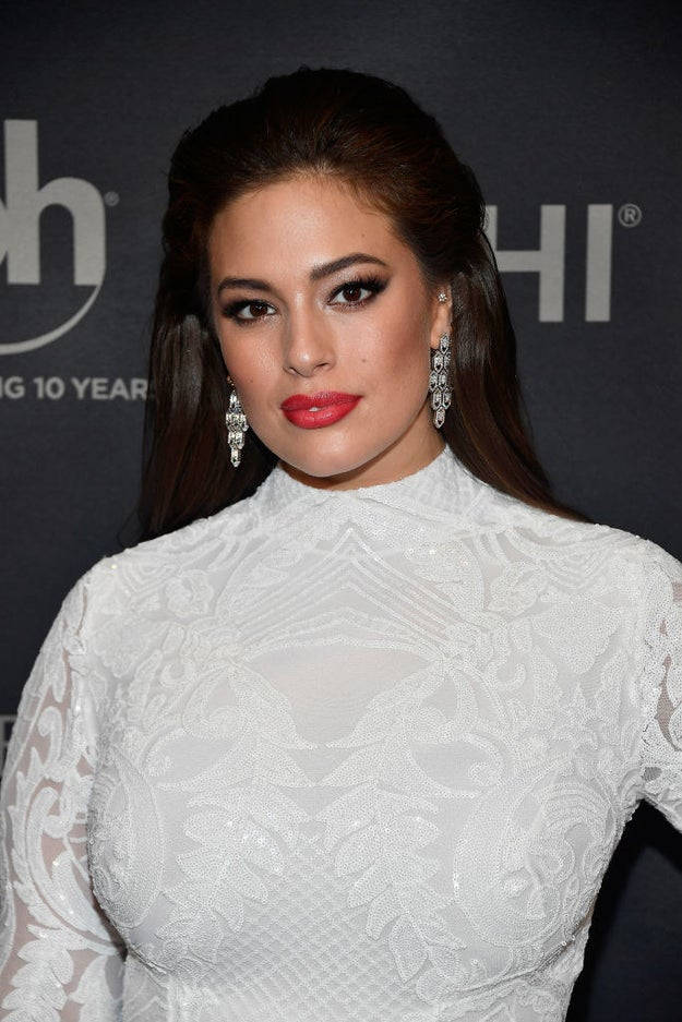 Ashley Graham appeared on The View Tuesday to promote the upcoming 24th season of America's Next Top Model, which airs Tuesday night on VH1.