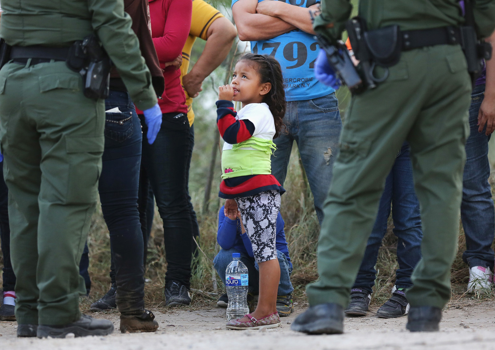 """undocumented mexican and central americans essay In the acclaimed sonnet """"the new colossus"""" american poet emma these restrictions address one central as more illegal immigrants."""