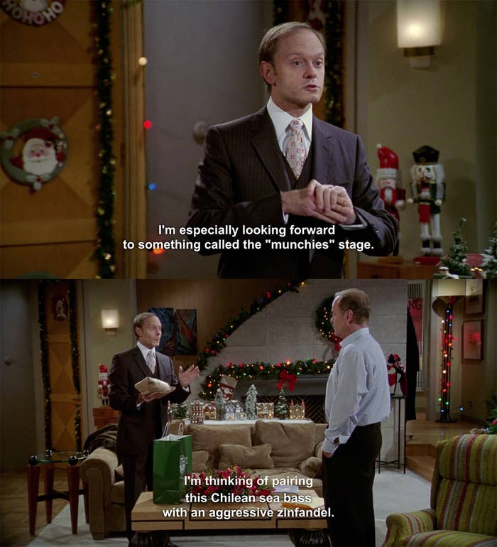 31 Niles Crane Quotes To Live Your Life By
