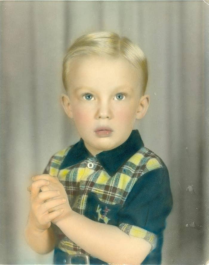 若い 頃 トランプ ドナルド