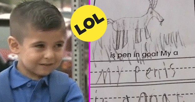 15 Hilarious Test Answers That Prove Kids Are Pure As Heck And Also Kind Of Brilliant