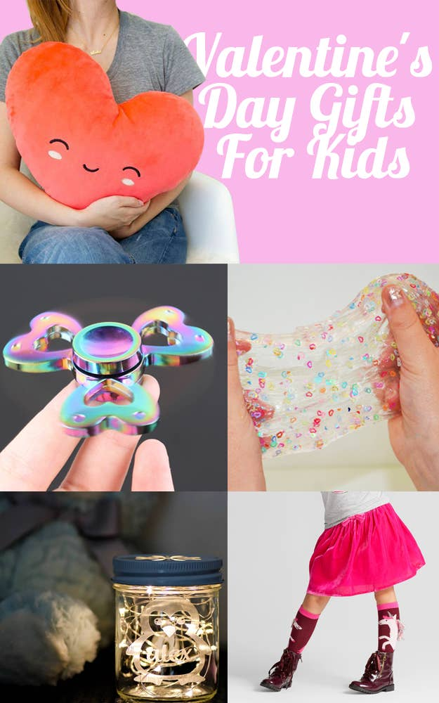 26 Of The Best Valentine S Day Gifts For Kids
