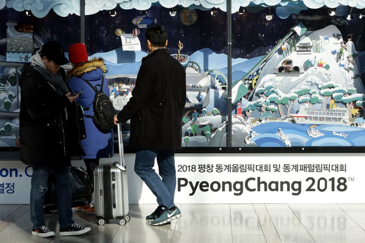North Korea Is Going To The Winter Olympics. Here's Why That Matters.