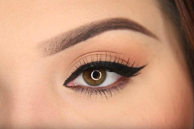 What kind of eye makeup should i wear