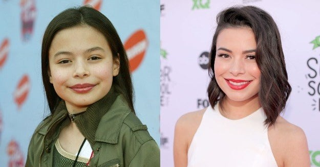 25 Side-By-Sides Of Nickelodeon Stars Then Vs. Now That Are Actually Shocking