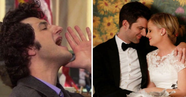 """Plan Your Wedding And We'll Reveal Which """"Parks And Rec"""" Dude You're Marrying"""
