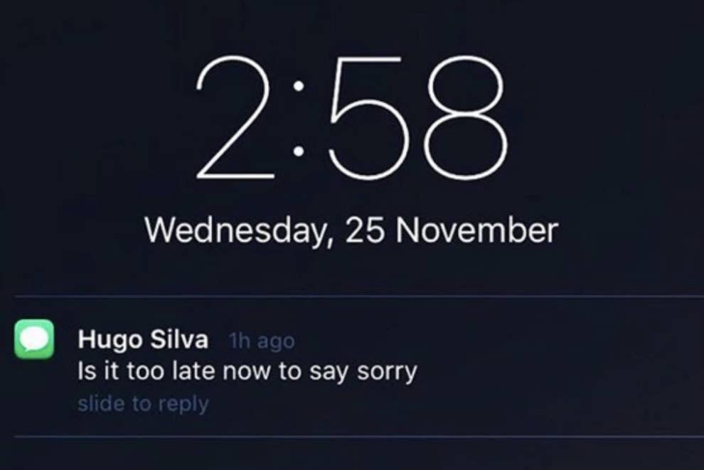 How To Apologize Like A Goddamn Adult