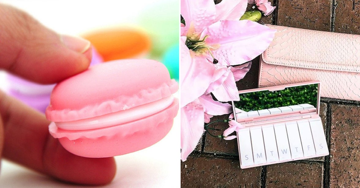 27 Pillboxes And Organizers That'll Make Your Life So Much Easier