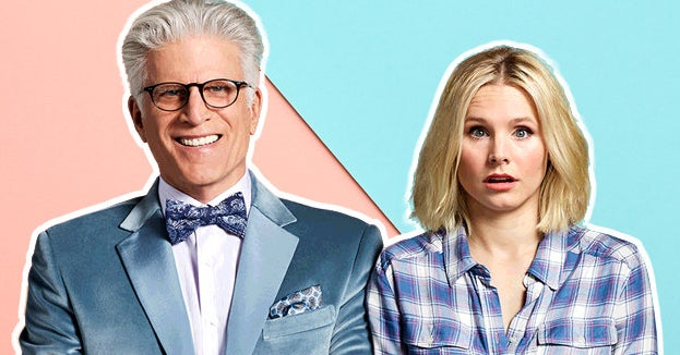 """Everyone Is A Combination Of Two Characters From """"The Good Place"""" — Here's Yours"""