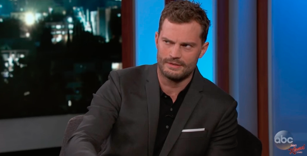 "Jamie Dornan Just Explained How Sex Scenes In ""Fifty Shades"" Are Filmed And It's So Not Sexy"