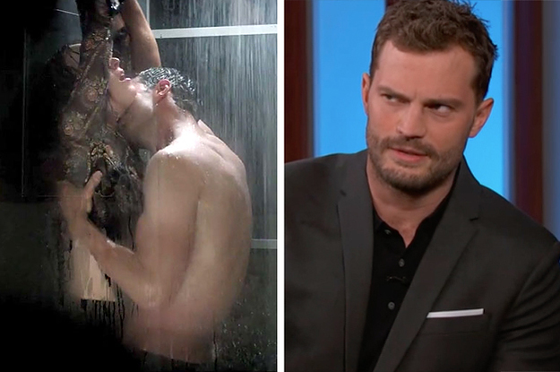 Jamie Dornan Just Explained How Scenes In Fifty Shades Are Filmed And Its So Noty