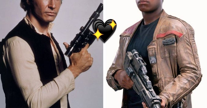"Answer These Five Questions And We'll Reveal Your ""Star Wars"" Valentine"