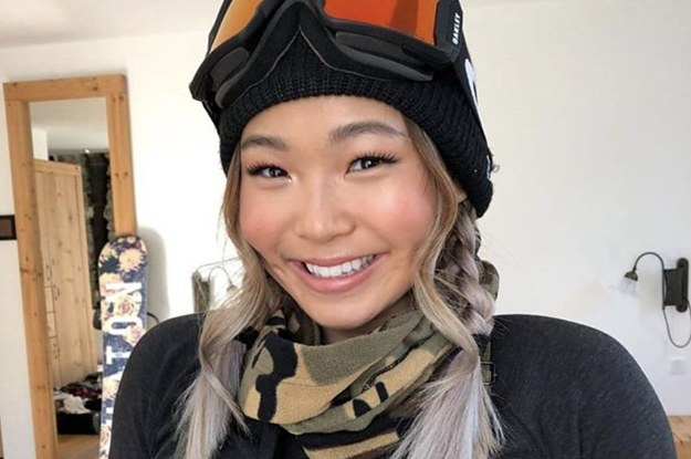 24 Facts About Chloe Kim That Will Make You Want To Be Her BFF