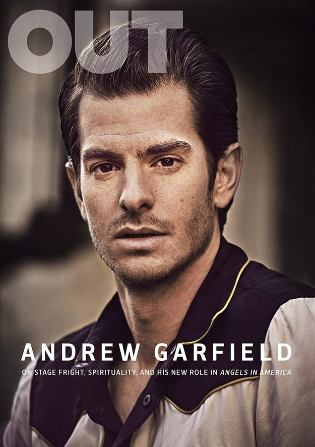 On Thursday, Andrew Garfield gave an interview to Out magazine, where he opened about his sexuality.