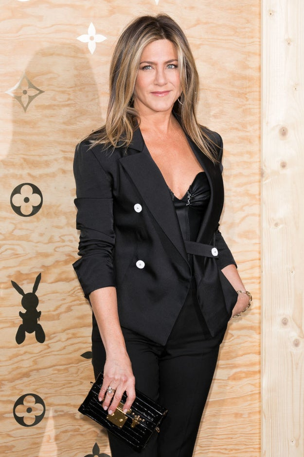 You guys: Feb. 11 is Jennifer Aniston's 49th birthday.