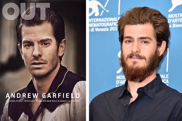 """Andrew Garfield Just Got Candid About The """"Openness"""" Of His Sexuality"""