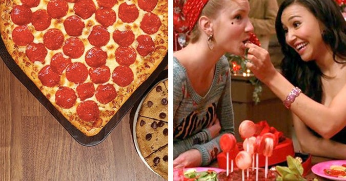 Whip Up A Pizza And We'll Tell You If You'll Have A Valentine's Day Or A Galentine's Day