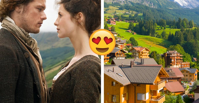 We Know If You Believe In Love At First Sight Based On The Places You'd Like To Visit