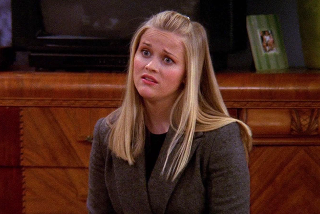 And if you're a huge Friends fan, you'll also know that Reese Witherspoon briefly played Rachel's on-screen sister, Jill.