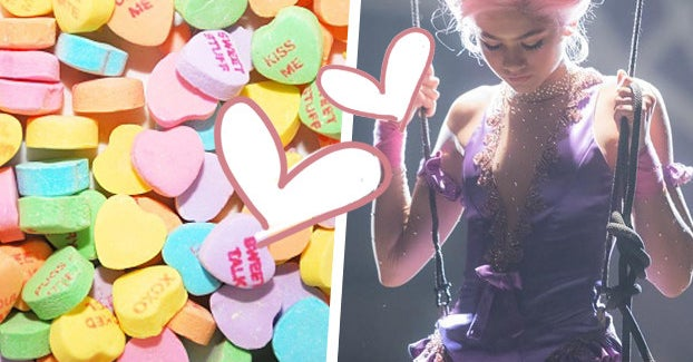 We'll Reveal Your Celeb Valentine Based On Your Candy Preferences