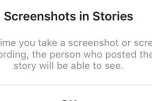 Instagram Is Telling People If You Screenshot Their Story In A Test