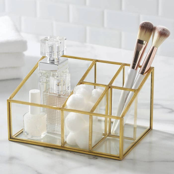Plus, it'll declutter your countertop.Price: $14.97
