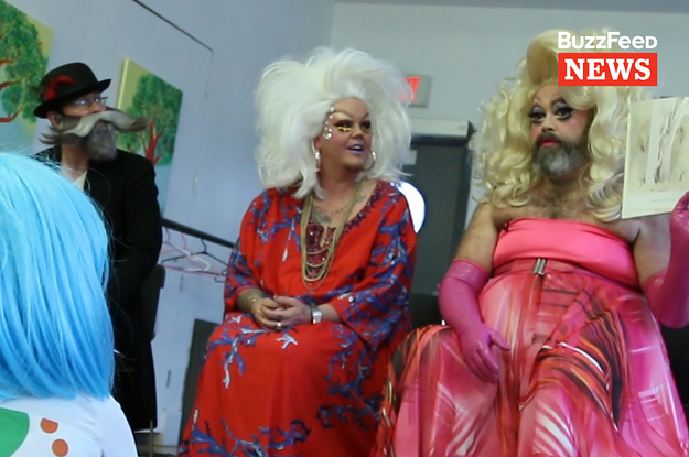 For These Drag Queens, Reading Is FUNdamental
