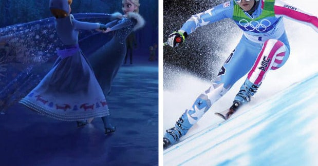 Pick Some Disney Movies And We'll Tell You Which Winter Olympic Sport You Should Try
