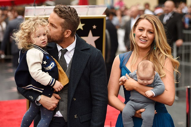 Back in 2016, Blake Lively gave birth to her second child with husband Ryan Reynolds.