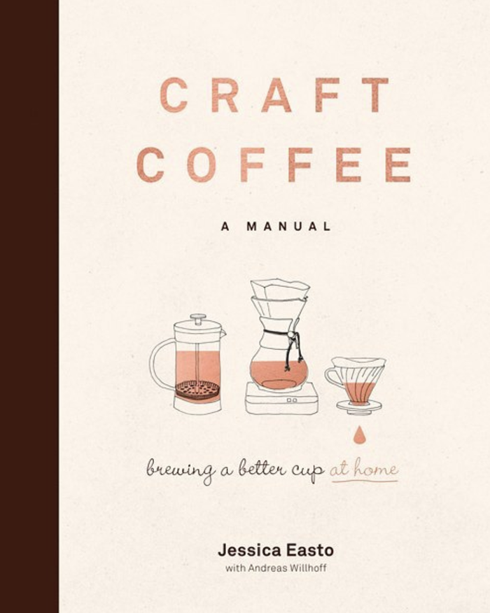 Easto, a craft coffee enthusiast based in Chicago, explains the basics of brewing, how beans are processed, coffee varietals, understanding flavor, and a lot more. It could be a coffee 101 textbook, but Easto is engaging and fun, writing for people of varying levels of interest in coffee — from vaguely curious to well on their way to getting pretty damn obsessed. The book focuses on manual brew methods (like French press, Aeropress, Chemex, various pourovers, etc.) because automatic coffee machines — other than pretty high end ones — tend to not be able to reliably make great coffee. Easto provides information on and instruction for 10 different manual brew methods, and rates each one on its cost, availability, and the technique required to use it well. I especially appreciate this last factor because for ages I used a Chemex, the most beautiful of the brewing devices (it's literally on permanent display at the Museum of Modern Art), but could never really use it as expertly as I'd seen it done in coffee shops and YouTube videos. It turns out that the Chemex is considered one of the most difficult manual brewing techniques to really master, which I didn't know till I read Easto. Luckily, my Chemex fell off a shelf and shattered, so I don't really have to worry about getting better at it.Now that I've experimented with a few different manual brewing methods Easto describes, I'm going to share my current favorite with you. It uses the Clever dripper and is the perfect method for people who are new to manual brewing.