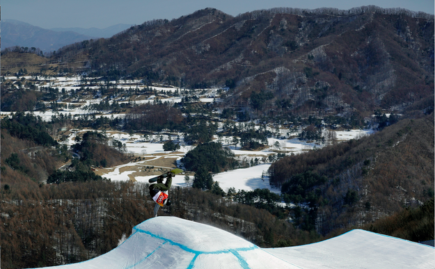 For 17 days, athletes from across the world are competing in Pyeongchang county, a cold, rugged, mountainous region about 100 miles outside of Seoul and rather close to the border with North Korea.