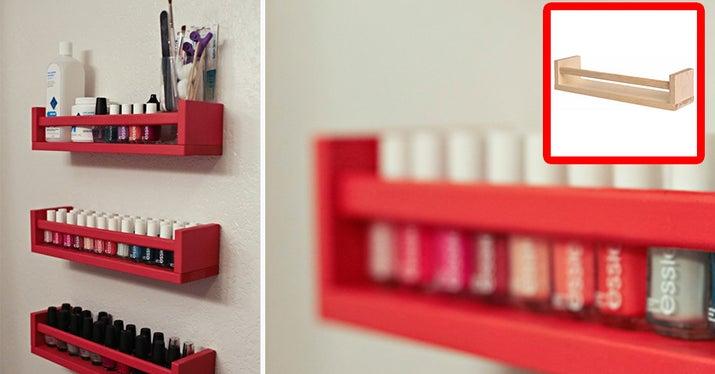 Ikea Gewürzregal 16 practical ikea hacks to your all around better