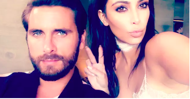 Kim Kardashian Just Gave Her Opinion On Scott Disick's Relationship With Sofia Richie