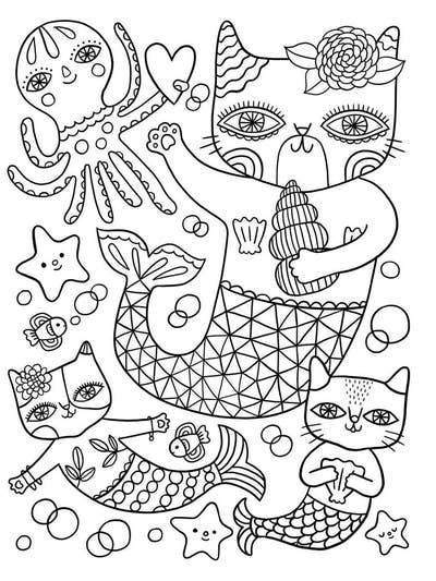 8868a23c3 35 Of The Best Coloring Books You Can Get On Amazon
